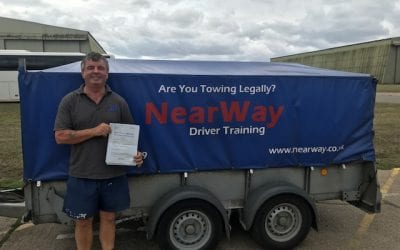 Gary McIntosh Towing Test