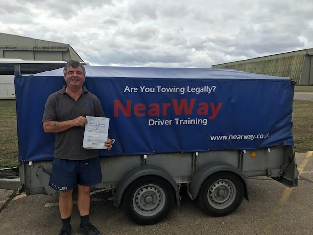 Gary McIntosh Towing Test