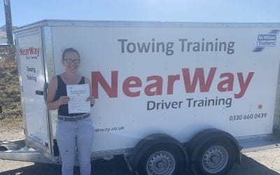 Bethan Fennell Towing Test