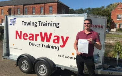 Dave Walker Towing Test