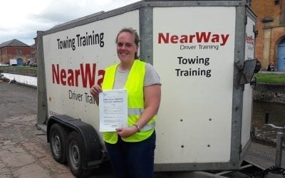 Kate Jordan Towing Test