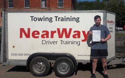 Connor Byfield Towing Test
