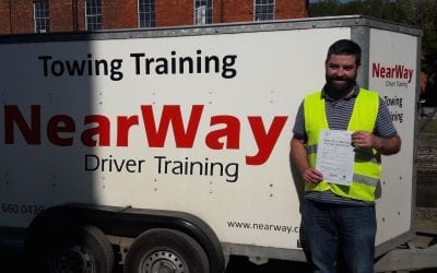 Richard Hayward Towing Test