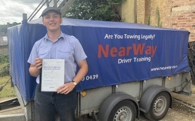 Josh Allen Towing Test