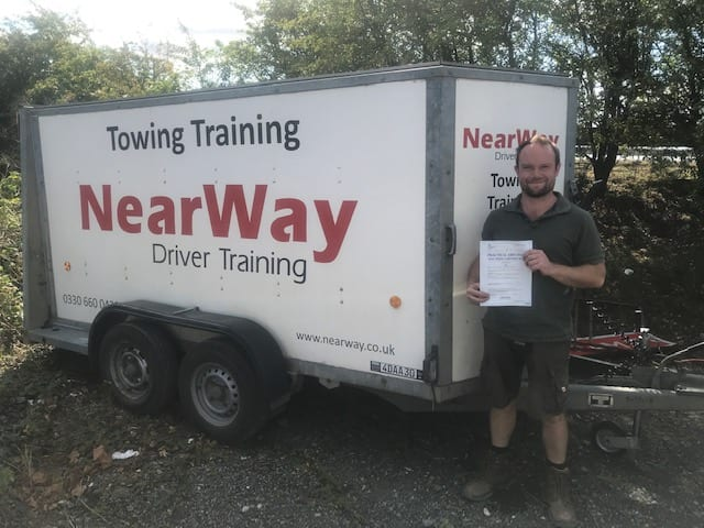 Tom Carey Towing Test