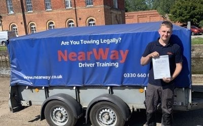 Alex Buckle Towing Test