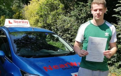 Owen Sumner Driving Test