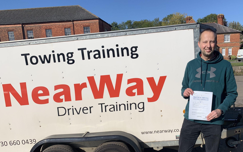 Sam Gutteridge Towing Test