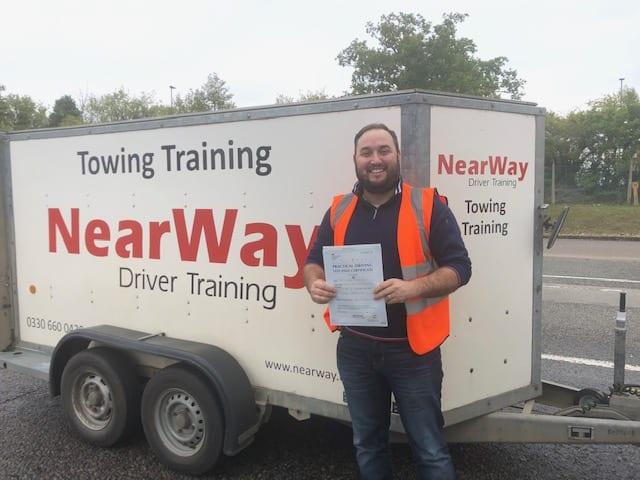Adam Haseltine Towing Test