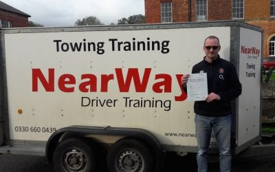 Simon Shaw Towing Test