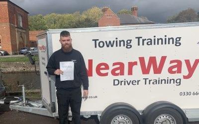 Daniel Gattrell Towing Test