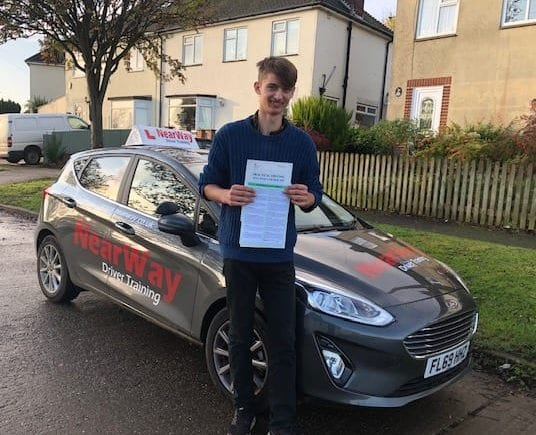 Rhys Benton Driving Lessons Review