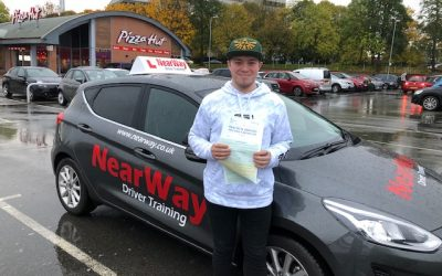 Harry Hooper Driving Test