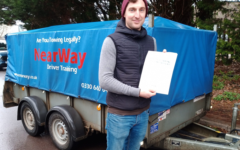 Matthew Cardwell Towing Test