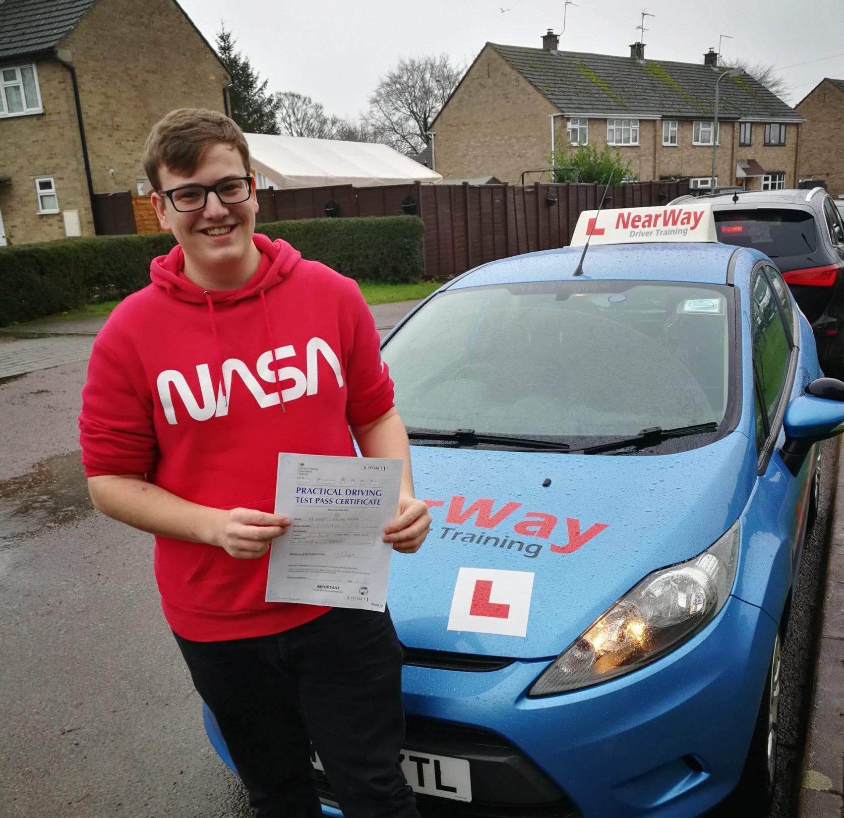 Harry Marsh Driving Test
