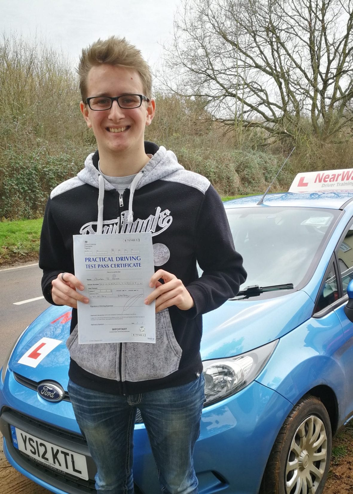 Charlie House Driving Lessons