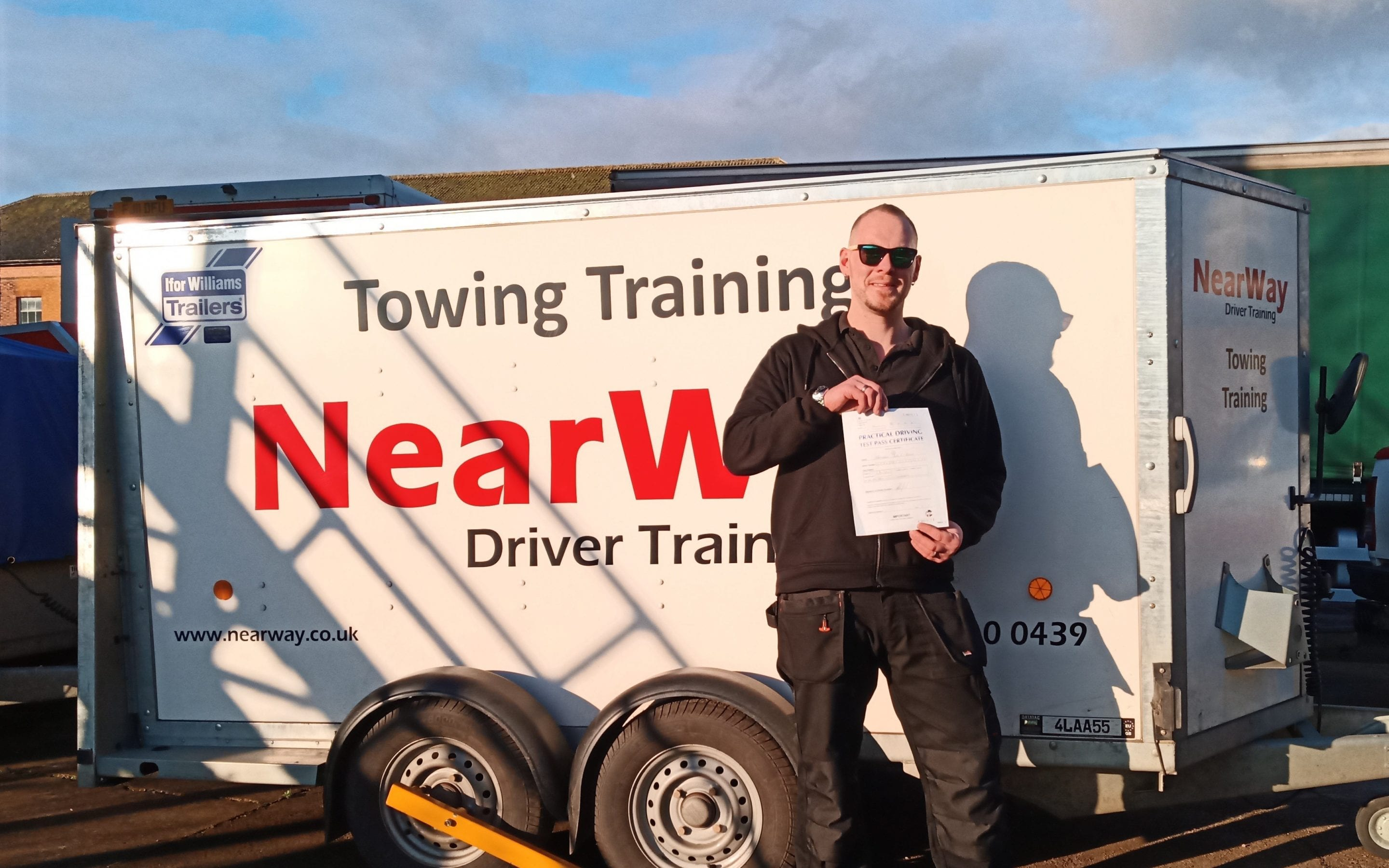 Matt Neale Towing Test