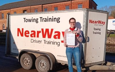 Joanna Cardwell Towing Test