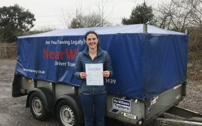 Emma Ellis Towing Test