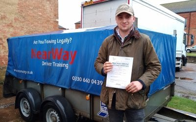 Sam Needham Towing Test