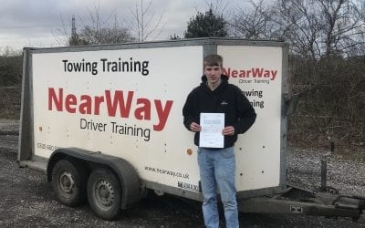 Kieron Sellar Towing Test
