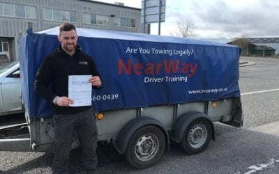 Laurence Nicks Towing Test