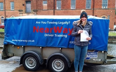 Kate Hodgkins Towing Test