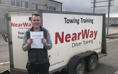 Steve Lloyd Towing Training