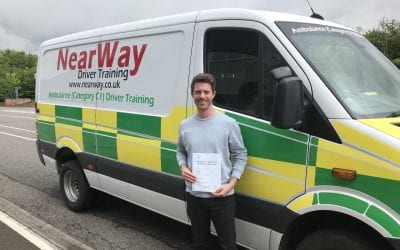 Paul Cave C1 Driving Test
