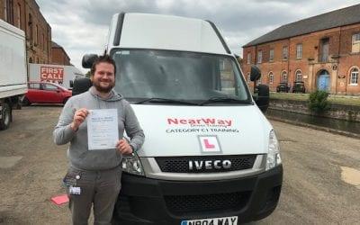 Daniel Lowe Ambulance Driving Test