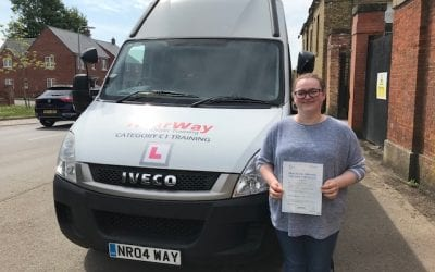Jade Hobbs C1 Test Oxfordshire 7th May 20