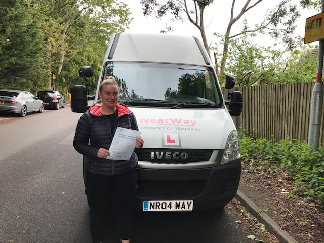Kelly Hill Ambulance Driving Test