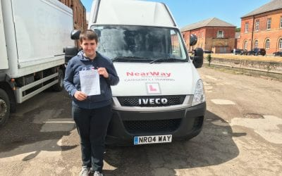 Taylor King C1 Driving Course Northamptonshire