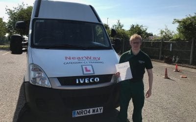 Conor Spilsbury C1 Ambulance Test