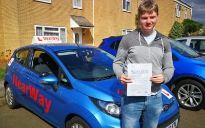 Adam Jakeman Driving Test Pass