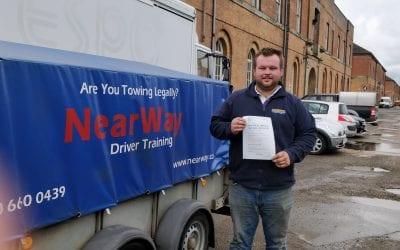 Nathan Mockler Trailer Test Northamptonshire