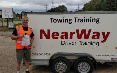 Adam Caldwell Trailer Test Oxfordshire