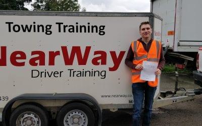 Richard Daniels Towing Test Abingdon