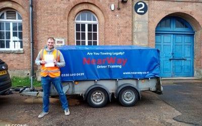 Jamie Cox Trailer Training Northampton