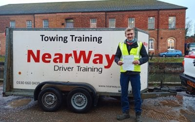 Josh Bailey Car and Trailer Test Northamptonshire