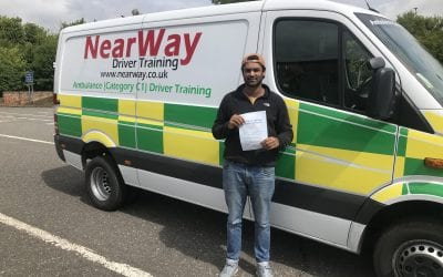 Rohan Gupta C1 Driving Test Northamptonshire