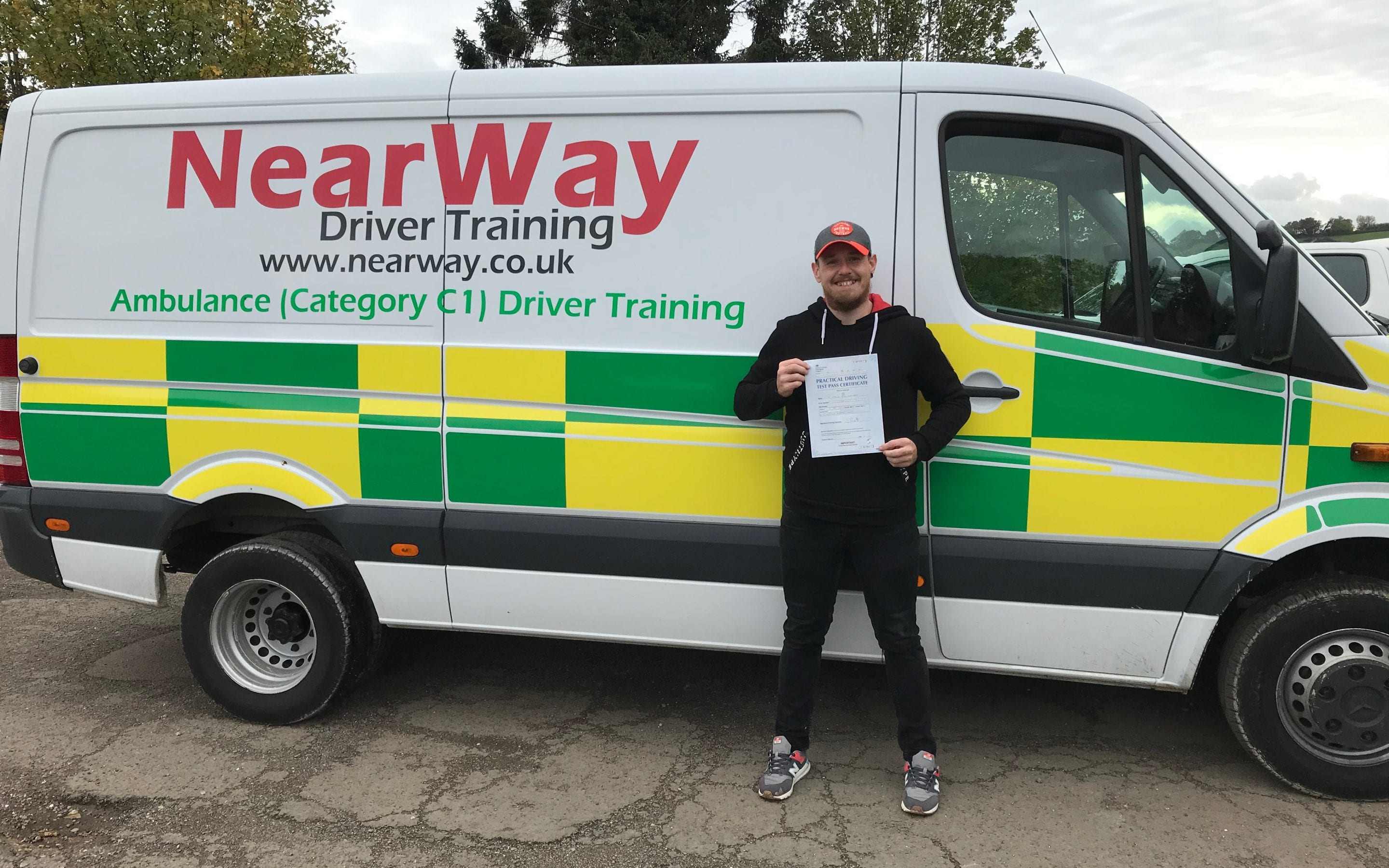 C1 Driving Course