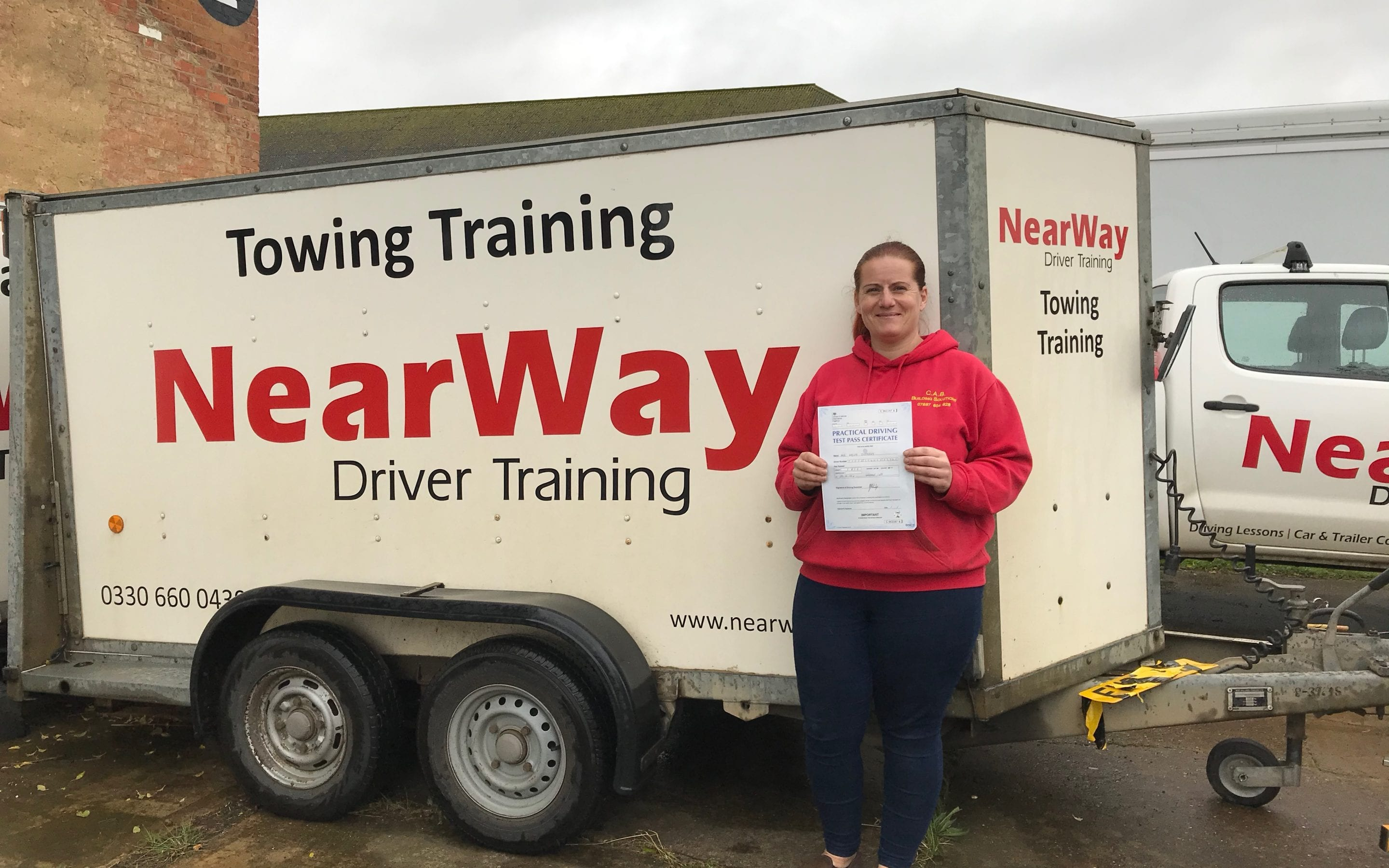 Towing Training Bicester