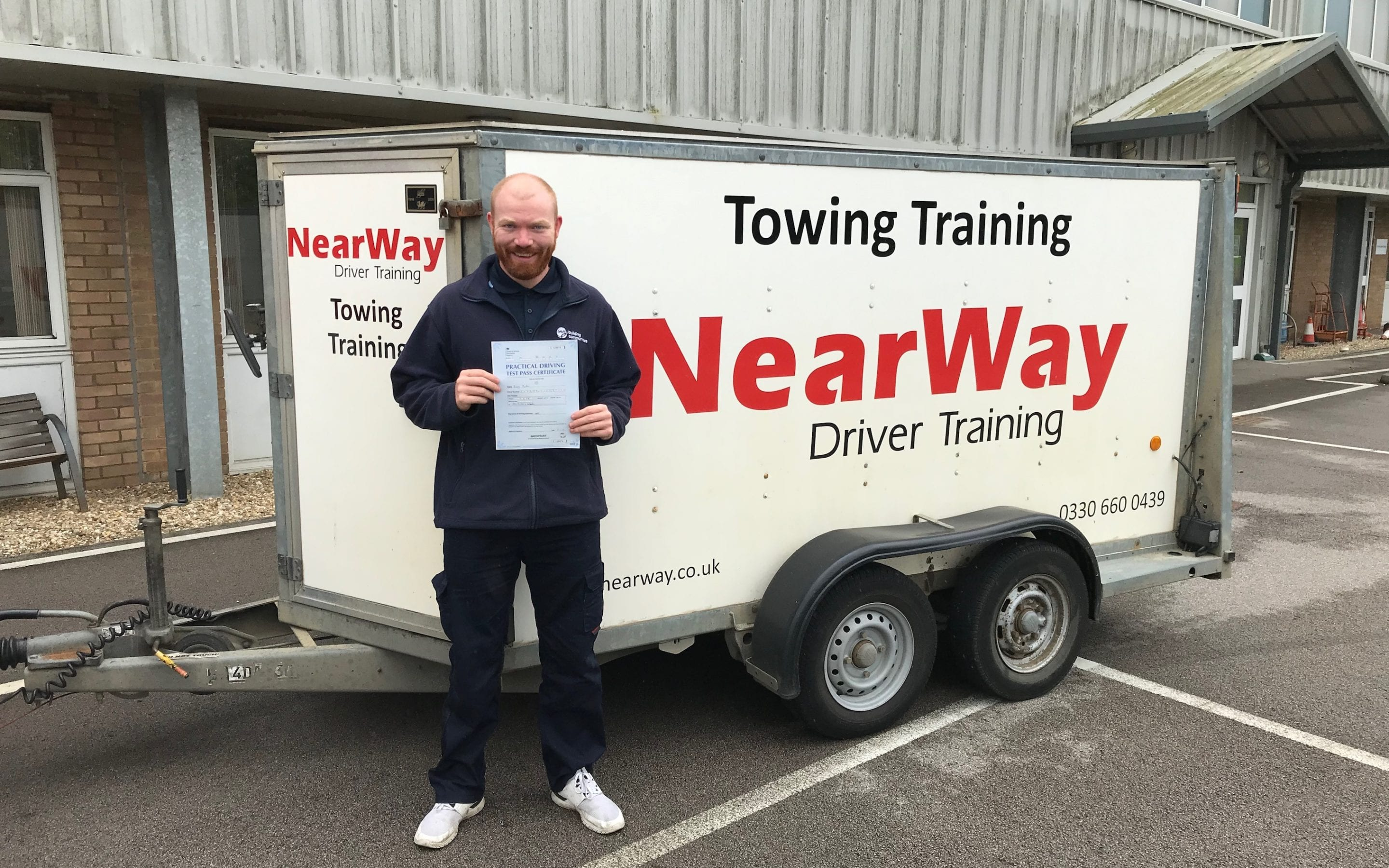 Towing training course