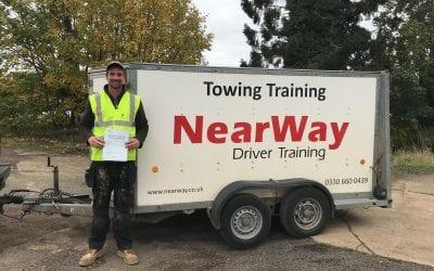Trailer Training Northamptonshire