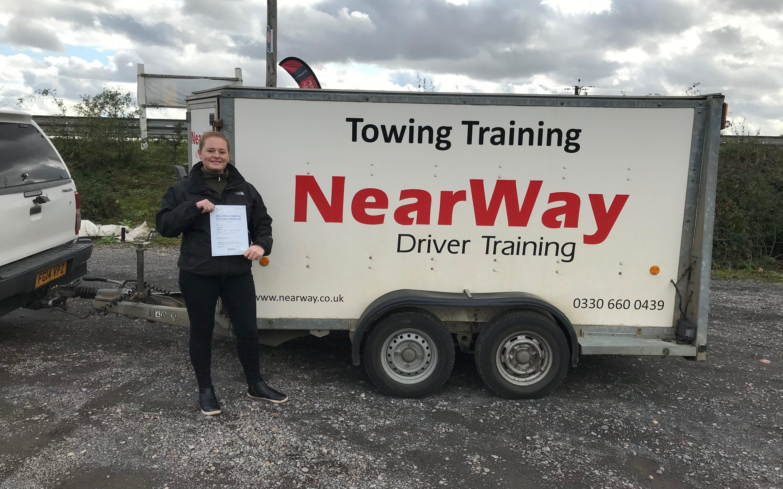 Trailer Training Oxfordshire