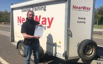 Alex Clohessy Towing Training Test Pass Northants