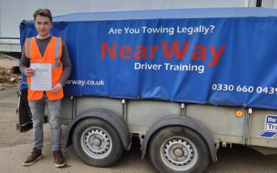 Andrew Martin Towing Test Pass Northamptonshire
