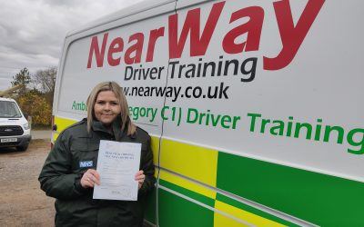 Fiona Neale C1 Driving Course Pass