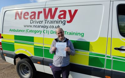 Rhys Bowen C1 Oxfordshire Test Pass